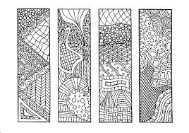coloring pages bookmarks bookmarks mandala bookmarks coloring pages mandala bookmarks