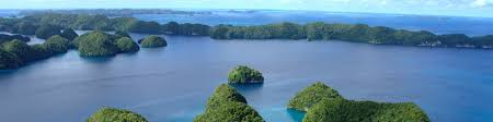 Palau Map Palau Wikitravel