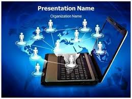 technology powerpoint templates free download powerpoint templates