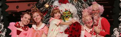 dr seuss how the grinch stole the musical popejoy