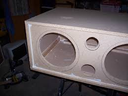 Diy Bass Cabinet Bass Cabs Page 3 Home Theater Forum And Systems