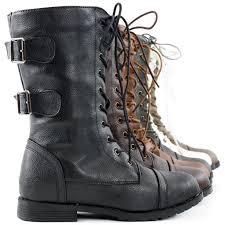 womens combat boots nz