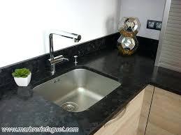 cuisine granit table de travail cuisine photo 25 plan travail cuisine plan de