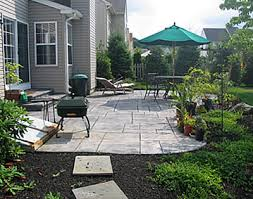 boise concrete patios tips stamped stained decorative and more ideas