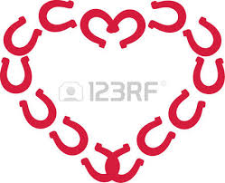 heart shaped horseshoes shoe images stock pictures royalty free shoe photos