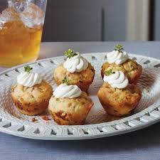 bacon herb cupcakes recipe myrecipes