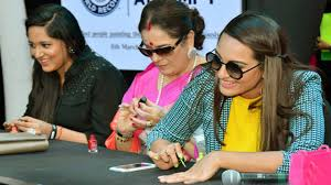 after nail painting sonakshi wants to break this record in