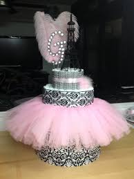 paris themed diaper cake u2026 pinteres u2026