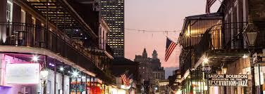 Bourbon Street New Orleans Streets To Visit Bureau De Change Orleans
