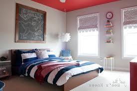 boys star wars bedrooms blue wooden ladder beige fur rugs gray