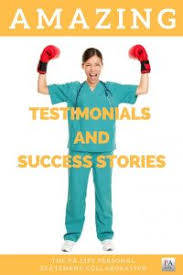 An example Occupational Therapy Personal Statement