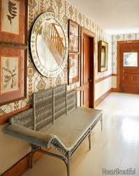 Powder Room Signs Home John Knott And John Fondas Maine Summer House Quadrille Design