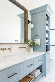 what paint is best for bathroom cabinets bathroom vanity cabinet color trends for 2020 hunker