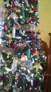 antique furniture parts make beautiful christmas ornaments u0026 tree