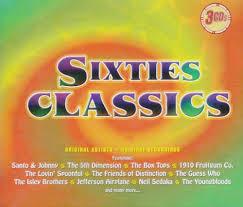 various 60 s classics