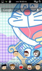 download themes doraemon doraemon apex adw theme 1mobile com