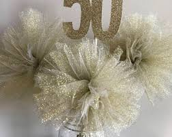50th anniversary decorations 50th anniversary decorations etsy