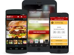 application android cuisine how do food ordering websites quora