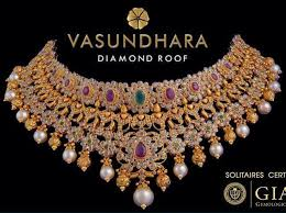 new fashion necklace designs images Latest jewellery designs by vasundhara exotic jewellers jpg