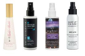 makeup setting spray skindinavia the best sprays for all day makeup that lasts