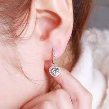 top earing aliexpress buy faultless lovely 1 5ct sona synthetic