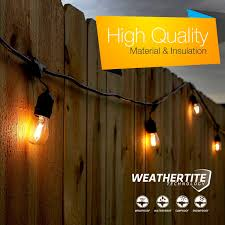 Restaurant String Lights by Brightech Store Brightech U2013 Ambience Pro Led Outdoor