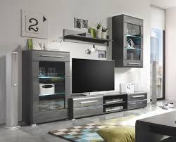 Wohnzimmerschrank T En Wohnwand Chrome U0026 9654 Online Bei Poco Kaufen