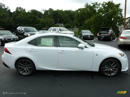white lexus is 250 ultra white 2014 lexus is 250 f sport awd exterior photo 84781115