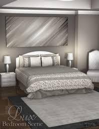 Luxury Bedroom Luxury Bedroom Scene 3d Models And 3d Software By Daz 3d