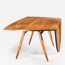 drop leaf coffee tables george nakashima george nakashima drop leaf table 1966