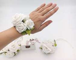 bridesmaid corsage bridesmaid corsage etsy