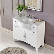 12 Inch Bathroom Cabinet by 40 Bathroom Vanity Unfinished Vanities 12 Inches Deep Inch Cabinet