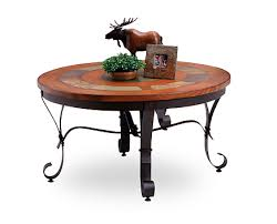 Sofa Mart Draper Utah New Durango Round Coffee Table Furniture Row