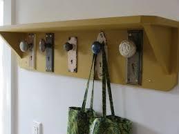 glass door knob coat rack best 20 door knobs crafts ideas on pinterest kitchen door knobs