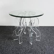 clear acrylic round dining table clear acrylic round dining table suppliers and manufacturers alibaba