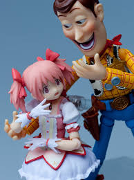 Revoltech Woody Meme - madoka and woody by naiiki on deviantart