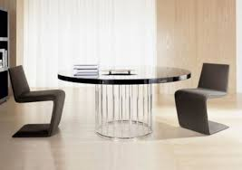 Round Dining Table Design Ideas Ultimate Home Ideas - Modern round dining room table