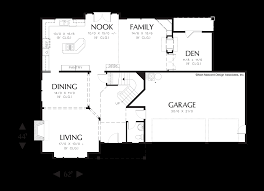 mascord house plan 22113 the carlton