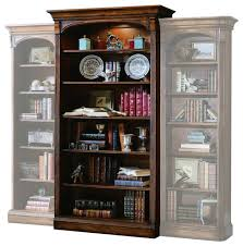 brookhaven open bookcase traditional bookcases by hooker