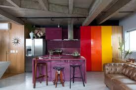 Tri Level Home Kitchen Design Triplex Reconfigured Into Trilevel Home With Ultra Modern Touches