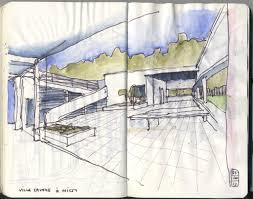 Villa Savoye Floor Plan by Le Corbusier U2013 Anonymous Architecture
