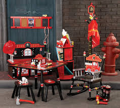 firetruck bedroom decor archives groovy kids gear levels of discovery firefighter