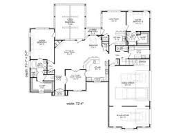 house plans two master suites multi generational house plans 2 story country home plan with