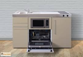 cuisine micro ondes mini cuisine avec frigo l v micro ondes et vitro mpgsm150 6