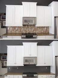 how to paint kitchen tile backsplash a temporary fix for an backsplash how to paint tile