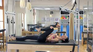 pilates exercise how to release the hip joint hip