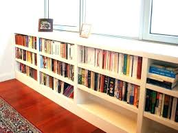 bookcase bench under window bookcase bench bejohome co