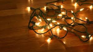best way to hang christmas lights on wall clever ways to hang holiday lights without poking holes in your