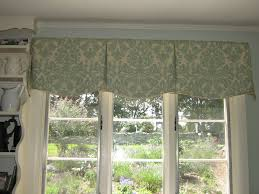 Kitchen Window Valance Ideas by Soft Valance With Pleats Google Search Window Treatments
