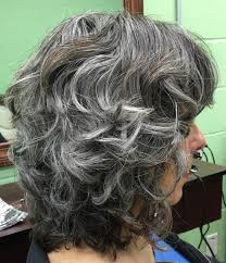 highlights for gray hair photos 60 gorgeous hairstyles for gray hair